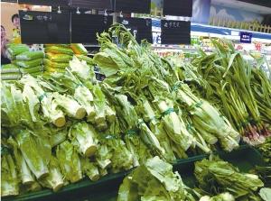 甲醛蔬菜再受关注 到底还能不能吃?